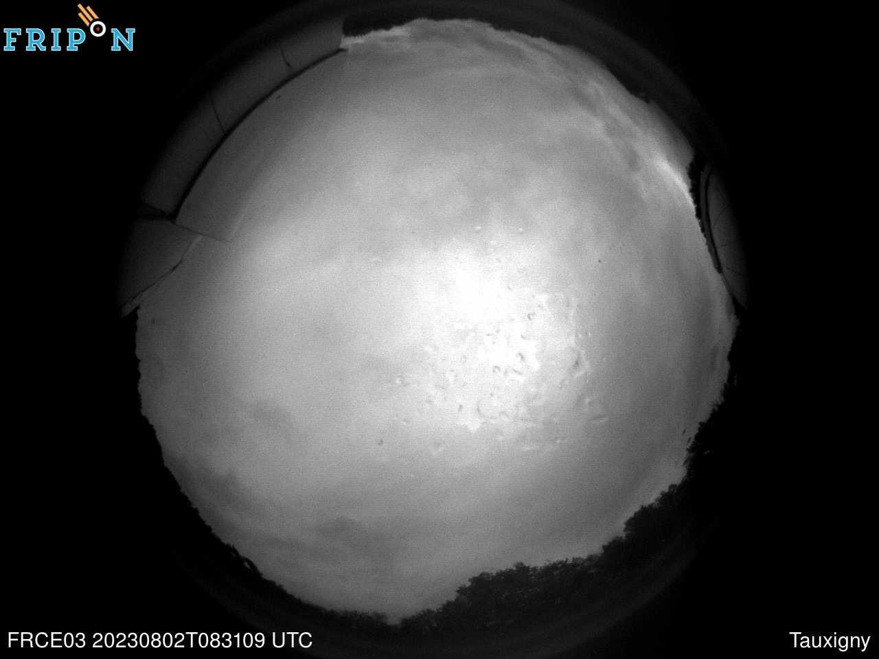 Camera FRIPON Tauxigny